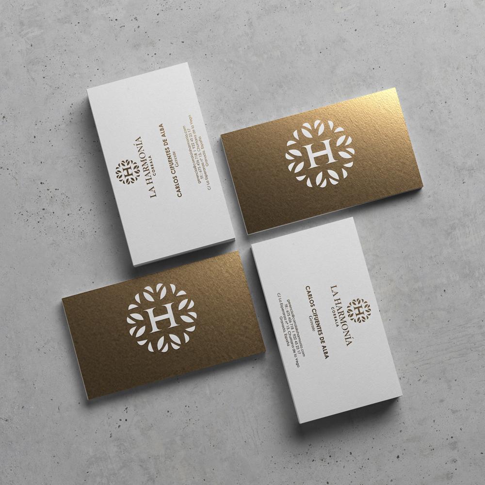 tarjetas visita en granada